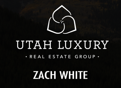 Utah Luxury Real Estate Zach White logo