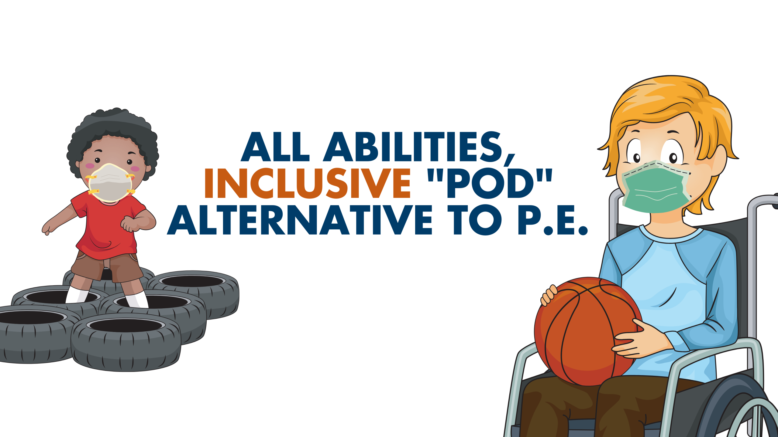 inclusive PE Pod Alternative